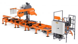 Scierie industriel WM3500