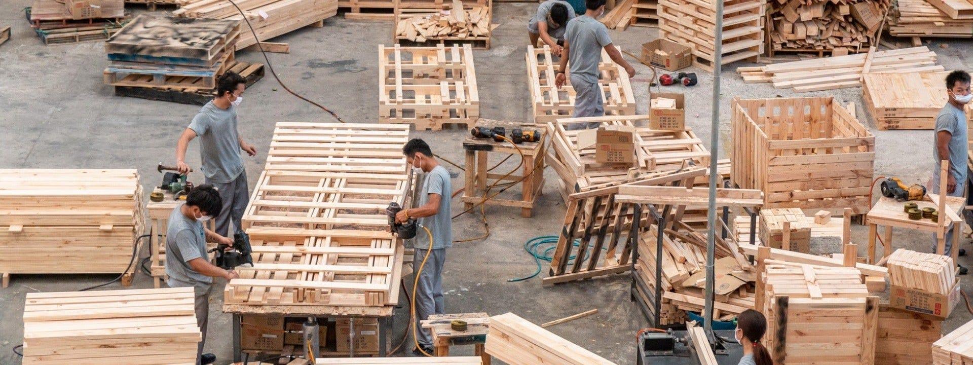 Pallet Maker Group Co. , Thailand