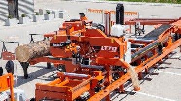 Les systèmes de scierie Wood-Mizer augmentent la productivité et réduisent les coûts d'exploitation