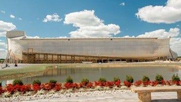 On a construit l'arche de Noé !