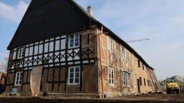 Restauration De Maisons A Colombages