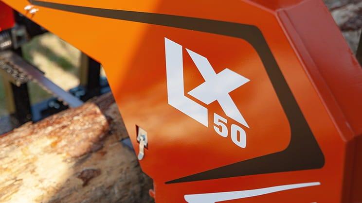 Wood-Mizer Scierie LX50