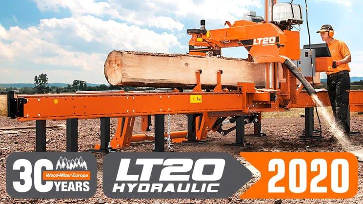 LT20 Sawmill Promotion