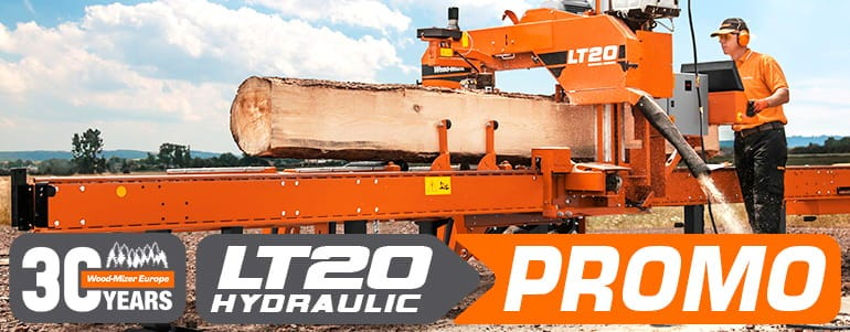 LT20 Sawmill on sale