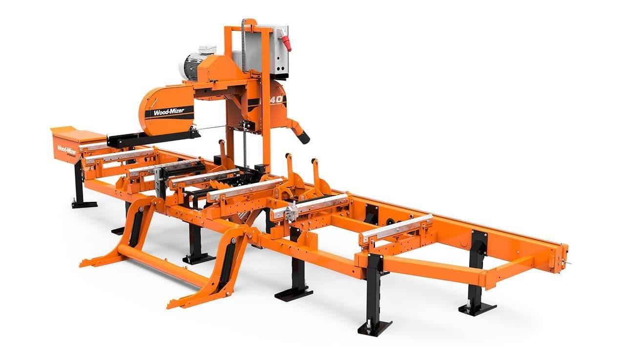 LT40 Sawmill